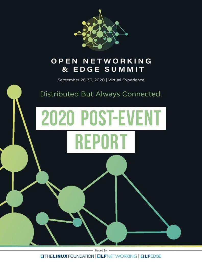 ONES 2020 Post-Event Report